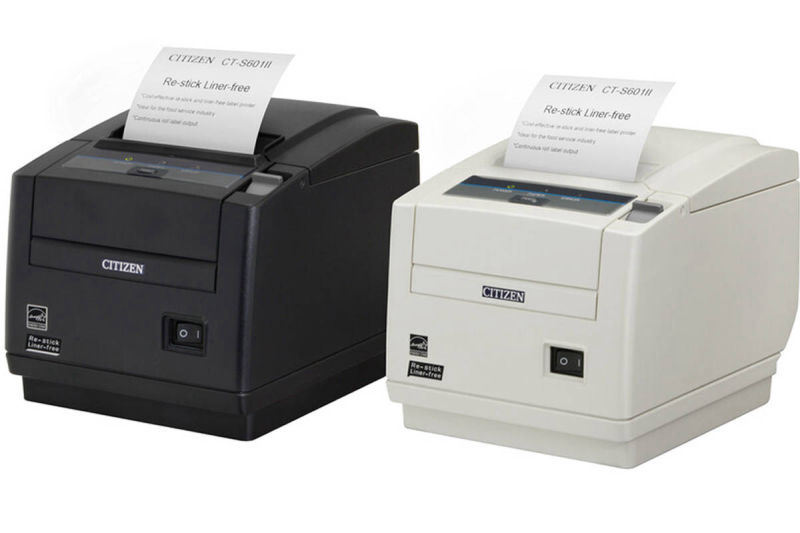 Citizen termo POS printer
